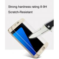 tempered glass screen galaxy s7 screen protector 2.5D Anti-Glare scratch resistance 0.33MM Manufactures