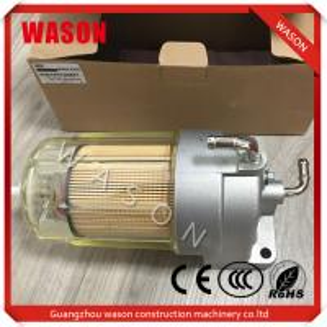 Kobelco Excavator Machine Parts Fuel Water Separator Filter Kit YN21P01036F1 YN21P01068F1 YN21P01088F1 4676385 Manufactures