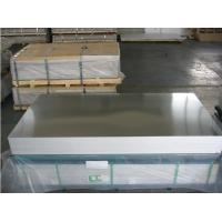 Impact Resistance Aluminum Sheet Roll , Thin Aluminum Sheet For Wall Cladding Manufactures