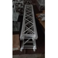 500mm - 4000mm Aluminum Ladder Truss , Black Light Duty Portable Stage Truss Manufactures