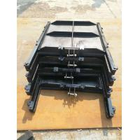 Pneumatic Cast Iron Or Steel Vertical Sluice Gate For Water Supply And Drainage System Manufactures