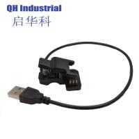 3Pin 3.0mm Pitch Smartphone Smartwatch LED LCuD Bluetooth Earphone Pogo Pin Connector Manufactures