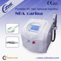 Professional Ipl Skin Rejuvenation Machine / Hair Shaving Machine , Protable Manufactures