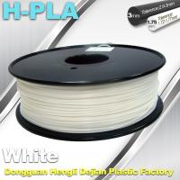 Temperature Resistance 3D Printer Filament PLA Filament 1.75mm 1.3kg / Roll Manufactures