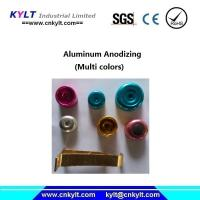 China Aluminum Alloy Cast Moulding Part with Color Painting (knob/handle/holder) on sale