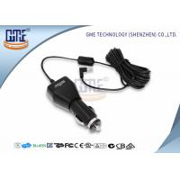 Switching USB Car Charger Universal AC DC Adapter 5V 1A / 2.1A / 2.4A Manufactures