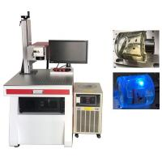 Crystal Laser Marking Engraving Machine / Uv Laser Engraver For Glass Ceramics Jade Manufactures