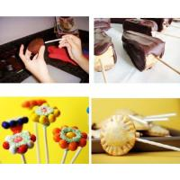 paper stick / paper lollipop sticks /cake pop sticks