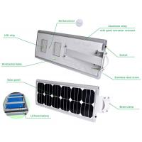 All-in-one solar LED street lights, integrated solar led street light,Integrated solar led Manufactures