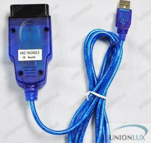 Quality VAG Scan Cable OBD2 VAG Tacho USB 1.5 Taxo USB Diagnostic Tool for sale