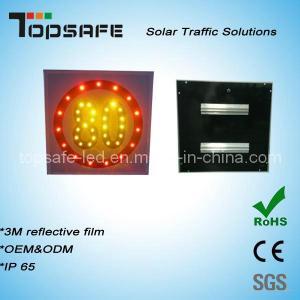 Aluminum Flashing Solar LED Traffic Speed-Limited Sign LED Display Manufactures