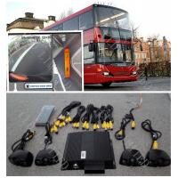 ADAS 360 Degree Wide Angle Bus CameraParking System Around View Monitor With IR Manufactures