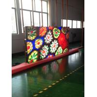 SMD2020 Pitch 2.5mm Outdoor Advertising Led Display Screen Nationstar Epistar Black Face Manufactures