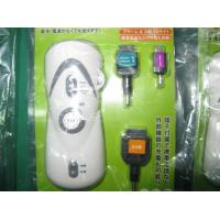 Crank Dynamo Flashlight with AM&FM Radio and Mobilephone Charger Manufactures