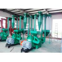 Polypropylene Plastic Milling Machine No Dust Anti Abrasion Vibration Principle