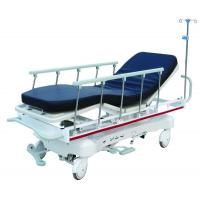 Patient / Medical Stretcher bed With Locking System Castor Ambulance Equipment Manufactures
