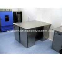 Hospital / Cleaning Room Science Lab Benches 304 Stainless Steel Reagent Rack Manufactures