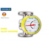 """YOKOGAWA Metal Short-stroke ROTAMETER RAMC06-A1SS-67S5-E91424 alloy housing SS wetted parts Size DN65 (2½"""") Manufactures"""