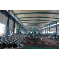 8 - 100  Large Diameter Structure Spiral Welded Steel Pipe ASTM A53 API5L GR.B Manufactures
