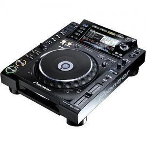 Pioneer CDJ-2000 Professional Multi-Media /CD Player Manufactures