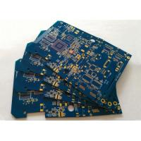 6 Layers FR-4 CCTV Camera PCB For  IP Camera Tester ENIG+OSP Surface Manufactures