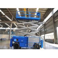 China Smooth Deceleration Industrial Lift Tables Multiple Disc Brakes Indoor Outdoor Applied on sale