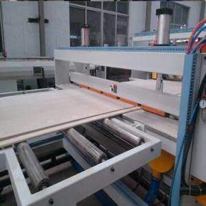 China Cabinet Board WPC Foam Board Machine on sale