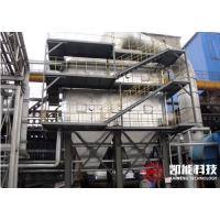 50t  Corking Furnace Waste Heat Boiler Flue Gas Heat Recovery Steam Generator Manufactures