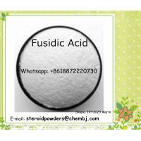 China Fusidic Acid Fusidine 6990-06-3 Ointment for Skin Infections Fusidic Acid on sale