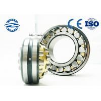 Low Noise Spherical Self-Aligning Roller Bearing 22207 C / CA / CC / W33 Manufactures