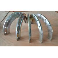Non - Standard Sheet Metal Press Working Process Stainless Steel Material Manufactures