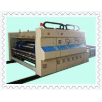 two color semi auto water ink chain feeding printing machine Manufactures