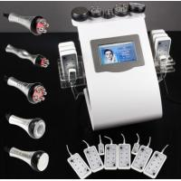 Lipo Diode Laser Vacuum RF Ultrasonic Liposuction Cavitation Slimming Machine controlled delivery Manufactures