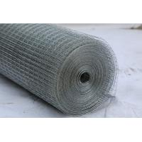 Galvanized Steel Mesh Stainless Steel Wire Mesh Screen Silver 350-450N/MM2 Manufactures