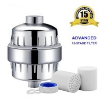 China 5/8/10/12/15 amazon hot seller stage alkaline ceramic balls water filter universal shower filter on sale