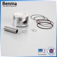 most popular scooter piston ring for GY6-80, motorcycle  GY6-80 piston, Manufactures