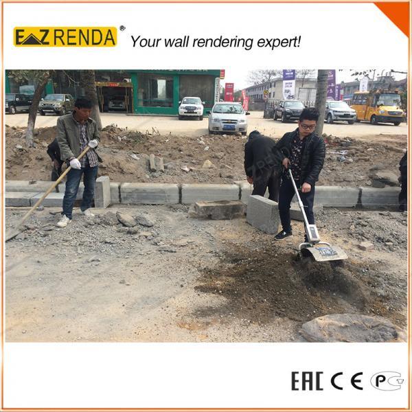 Quality Patented Construction Cement Mixer , Concrete Mobile Mixer Non Shoveling for sale