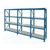China Warehouse Steel Medium Duty Storage Rack With Upright Fram And Beams OEM Service on sale