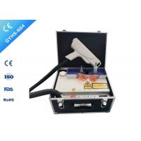 China 1000mj ND YAG Laser Hair Removal Machine Body Tattoo Pigments Removal Without Injury on sale