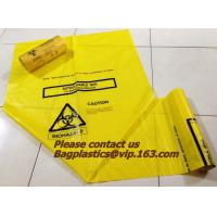 China Autoclave waste bag, Specimen bags, autoclavable bags, sacks, Cytotoxic Waste Bags, biobag on sale