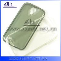 2013 Hottest tpu soft case for galaxy s4 Manufactures