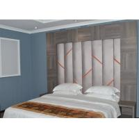 Contemporary Hotel Furniture Formica Laminate Fireproof Panel Hotel Bedroom Set Manufactures