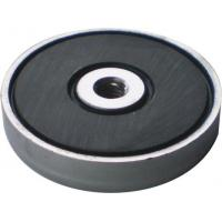 China Ferrite Pot Magnets With Internal Thread on sale