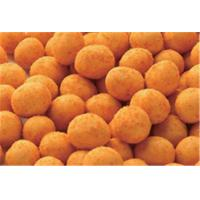 Low Fat Chilli Crunchy Coated Peanuts Microelements Contained Low Temp Saving