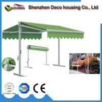 Double side retractable awning Manufactures