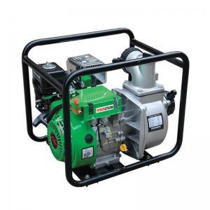 3 Water Pump Powered by 5HP LPG Engine