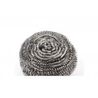 Quality 25g Stainless Steel Scourer For Kitchen Pan Cleaning Strong Cleaning Capacity for sale