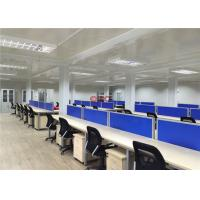 International Modern Mobile Office Containers Prefabricated Office Buildings Manufactures