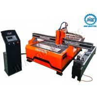 High Performance CNC Plasma Cutting Machine 1530 With Flame Cutting And Rotary Manufactures