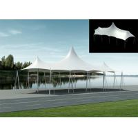 High Strength Park Tensile Membrane Structures For Shade Structures Garden Manufactures
